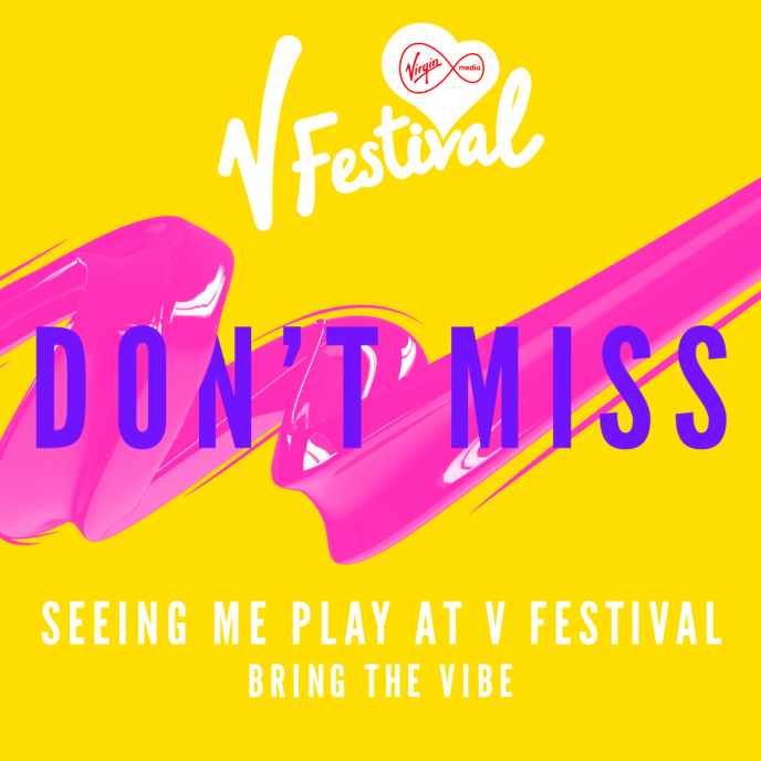 V Festival confirms Pixie!