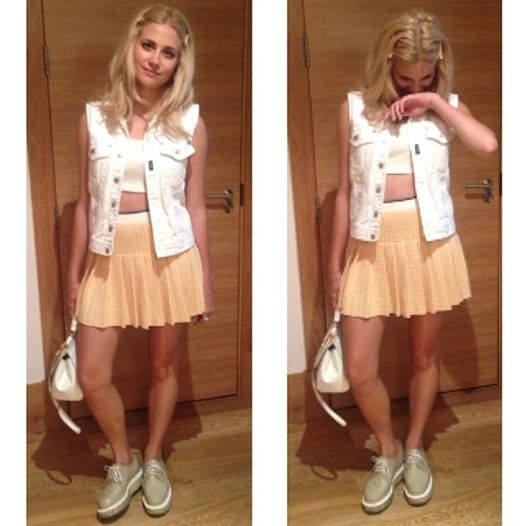 What Pixie Wears