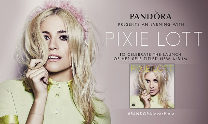 Win tickets to Pixie's exclusive album launch!